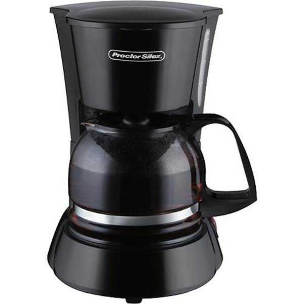 Hamilton Beach 48138 4 Cup Coffeemaker Black